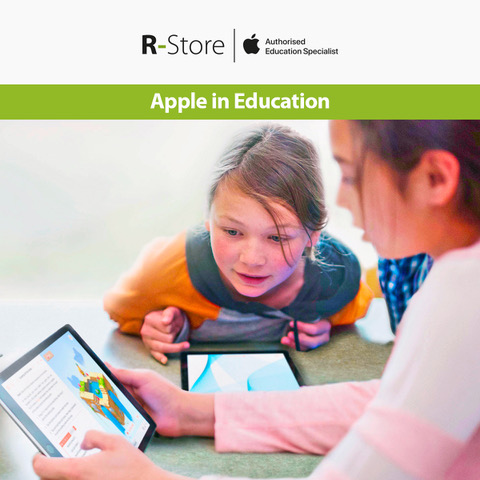 R-Store e Apple in Education