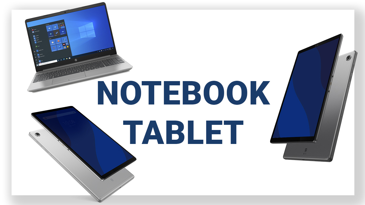 Notebook e Tablet